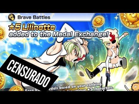Bleach Brave Souls: Lilinette POLÊMICA!? Comprando 5* de Medal!!! - Omega Play