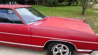 69 Ford Galaxie Restoration Update.