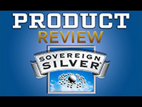 Sovereign Silver - High Quality Silver Hydrosol