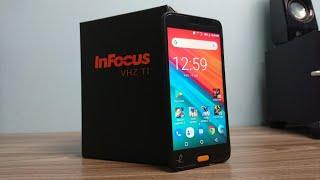 Обзор телефона InFocus