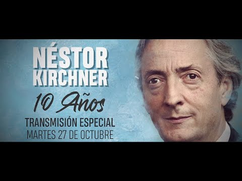 C5N homenajearáa Néstor Kirchner