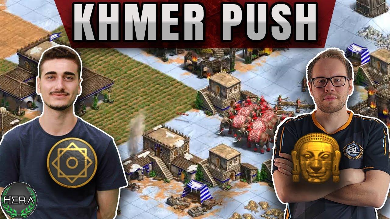 INSANE Khmer Elephant & Scorpion Push   1v1 vs Viper