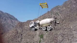 Строительство  ГЭС 2017