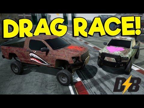 We Bought HORRIBLE Trucks to DRAG RACE! - Diesel Brothers: Truck Builder Simulator Multiplayer  