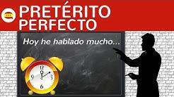El pretérito perfecto einfach erklärt - Bildung, Signalwörter, Unregelmäßig, Beispiele - Spanisch