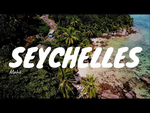 Seychelles Mahé Island 4k