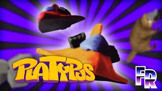 Shmup Made ENTIRELY of Clay!? | Platypus for PSP