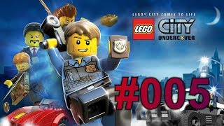 Lego City Undercover #5 Spezialauftrag Nr. 1
