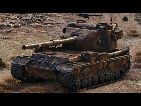 World of Tanks FV215b (183) - 6 Kills 10,6K Damage thumbnail