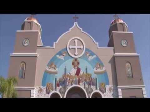 St.Demiana Coptic Church Bakersfield Ca الشهيده دميانه بيكرسفيلد كاليفورنيا