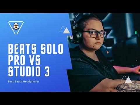 Beats Solo Pro vs Studio 3: Who Wins Your Best Choice?