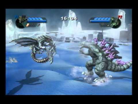 Godzilla: Unleashed - Megaguirus Animation - YouTube