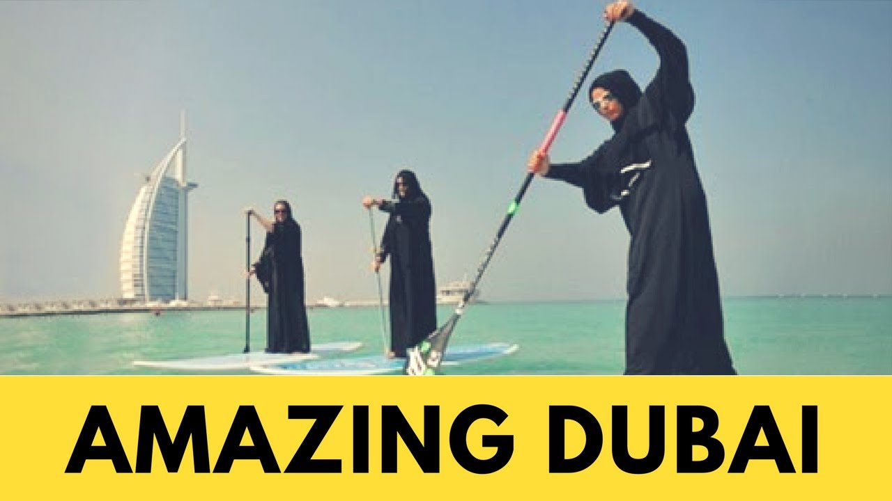Download 10 Most Amazing Things Only Seen In Dubai