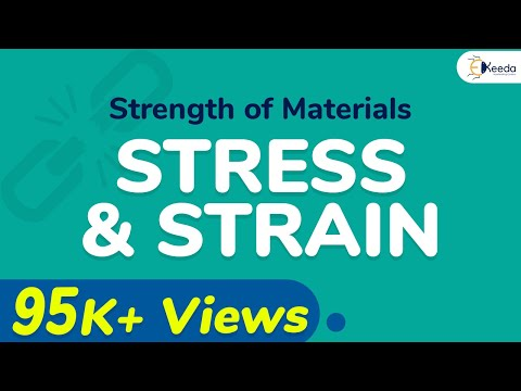 Stress And Strain - Problem 1 - Stress And Strain - Strength Of Materials