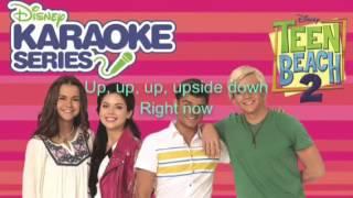 06. Twist Your Frown Upside Down (Karaoke) - Teen Beach 2 (From Disney's Karaoke Series)
