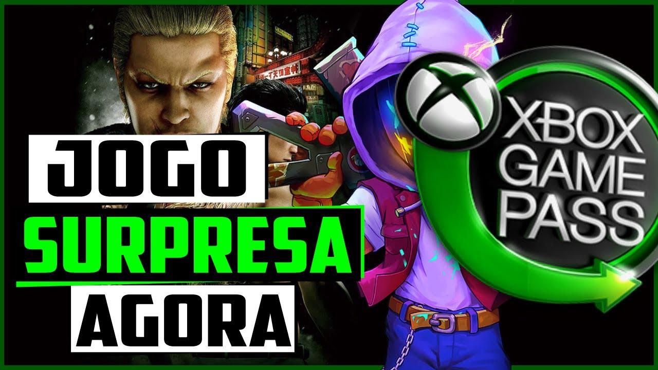 LIBERADO SEM AVISO mais 1 JOGO no XBOX GAME PASS e JOGO GRANDE com DATA!