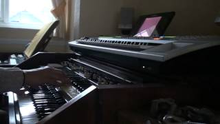 adrian rose hammond c3 leslie 122rv and yamaha tyros watch what happens