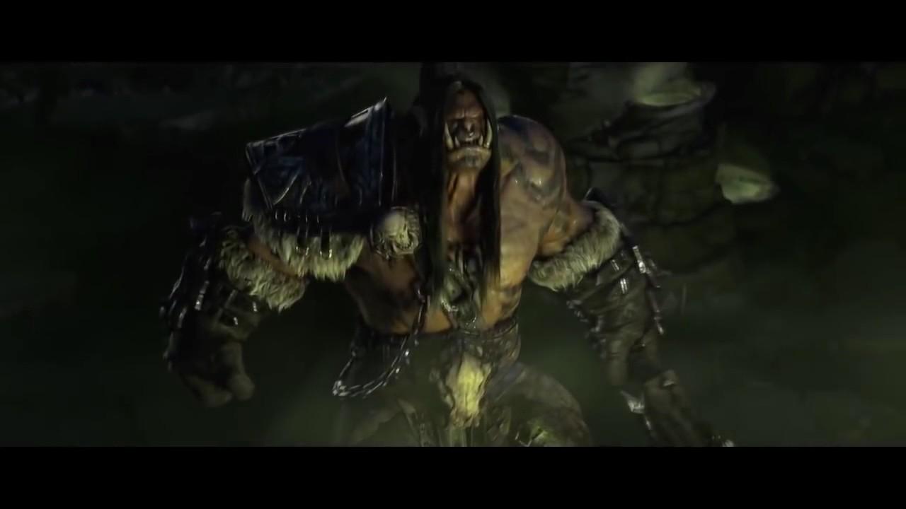 Warcraft 2 Filmi 2018 Trailer Youtube