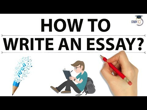 How to write an essay - Tips and strategy to score more marks in essay and descriptive writing