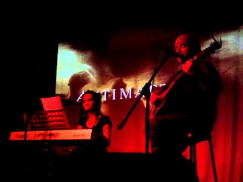 Antimatter - Live In Barcelona - Fear Of a Unique Identity