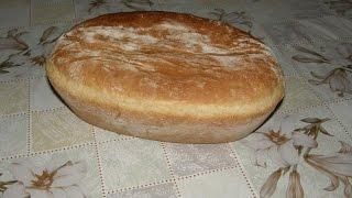 Как испечь  домашний  хлеб, простой рецепт.