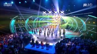 Le bagad de Vannes a un incroyable talent en finale 28/01/2015
