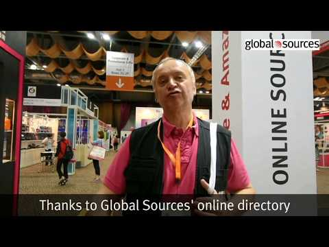 Buyers tell us why they come to Global Sources Gifts & Home show