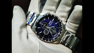 (Review Đồng Hồ) SEIKO SOLAR SSC719P1 | TIMEWISE