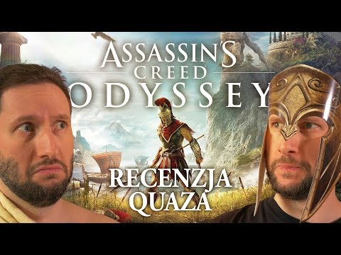Assassin's Creed Odyssey - recenzja quaza thumbnail