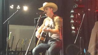 Dustin Lynch Cowboys and Angels Live in MI.mp3