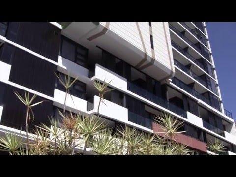 Review: Arena Apartments, Brisbane, Queensland, Australia - September 2015
