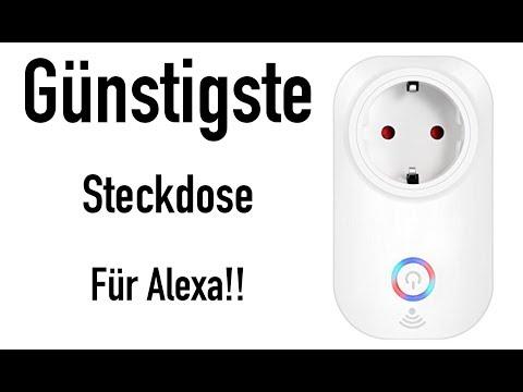 amazon-echo:-beste-steckdose-fÜr-unter-20-euro!!
