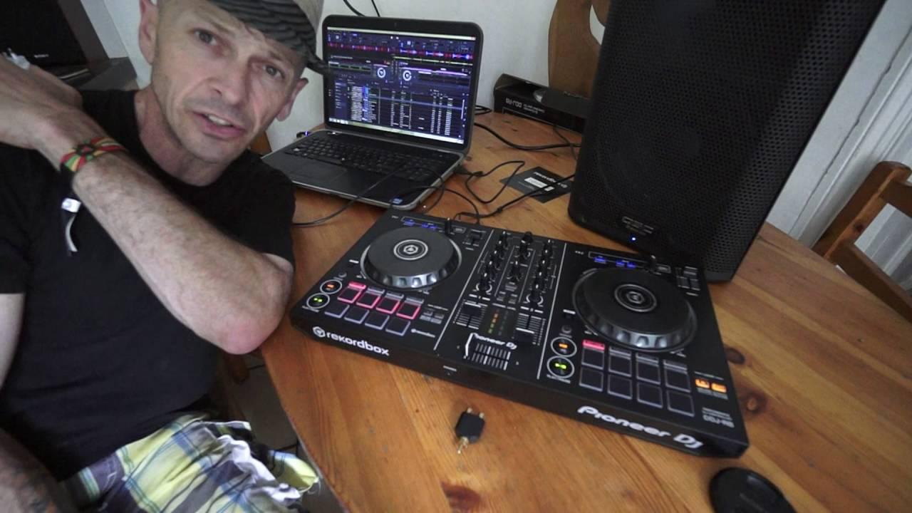 PIONEER DDJ-RB WITH REKORDBOX AS STANDARD FOR ANY CLUB DJ