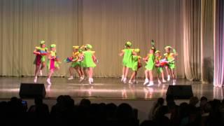 Детские танцевальные коллективы Анс.