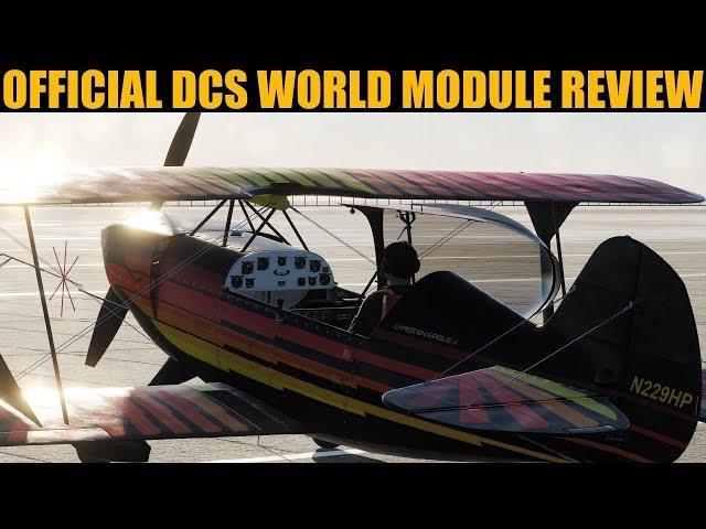 DCS Module Buyer Guide Review: Christen Eagle II