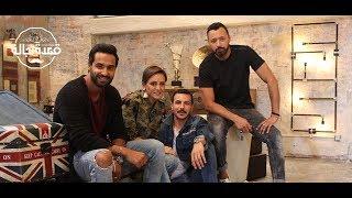 قعدة رجالة   الحلقة الـ 10 الموسم الثاني   ريهام عبد العفور   الحلقة كاملة