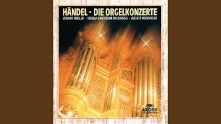 Handel: Organ Concerto No.1 in G Flat, Op.4 No.1 - 3. Adagio