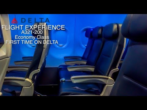 FLIGHT EXPERIENCE | My FIRST Time Flying DELTA AIR LINES (EYE-OPENING Experience!) | LAS ✈️ SLC