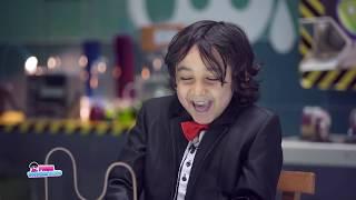 طلب غريب من شيماء سيف للطفل آدم.. والأخير يرد: ليه يعني.. فيديو