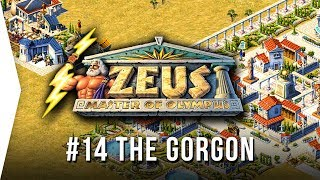 Zeus ► Mission 14 The Gorgon, Bad Hair Day - [1080p Widescreen] - Master of Olympus City-building!
