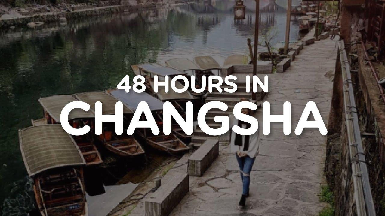 Living in changsha