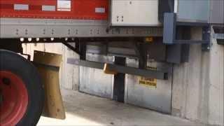 Vehicle restraint compilation video