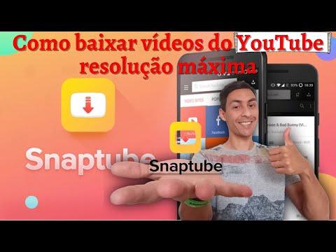 Como baixar vídeos do YouTube em (ALTA RESOLUÇÃO NO CELULAR)
