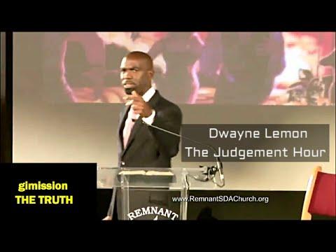 Dwayne Lemon Judgement Hour