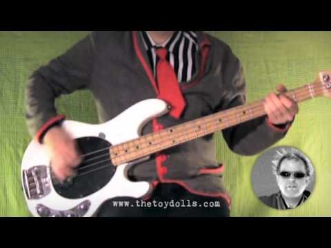 Play Bass Guitar With Tommy Goober 2015 - Alec's Gone