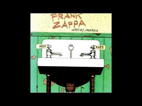FRANK ZAPPA - WAKA JAWAKA 1972 COMPLETO/FULL
