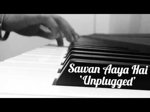 Sawan Aaya Hai (Unplugged) | Piano Cover by Roshan Tulsani