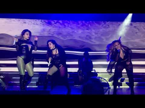 Fifth Harmony - Lonely Night (PSA Tour Jakarta)
