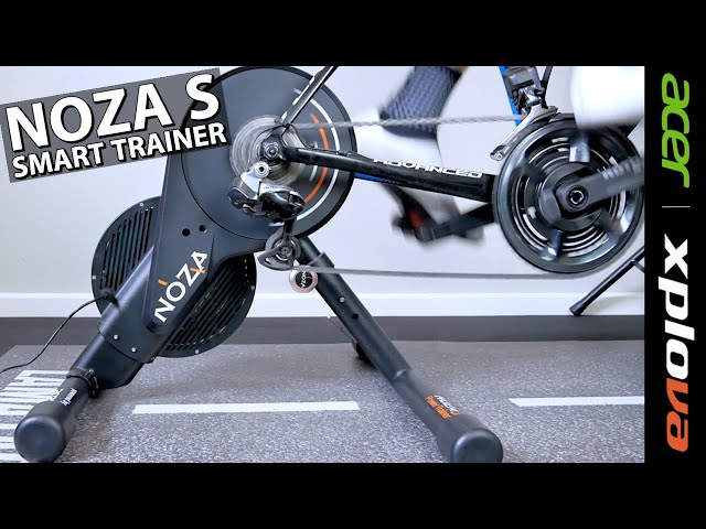 Xplova NOZA S Smart Trainer: Details // Ride Review // Lama Lab Tested