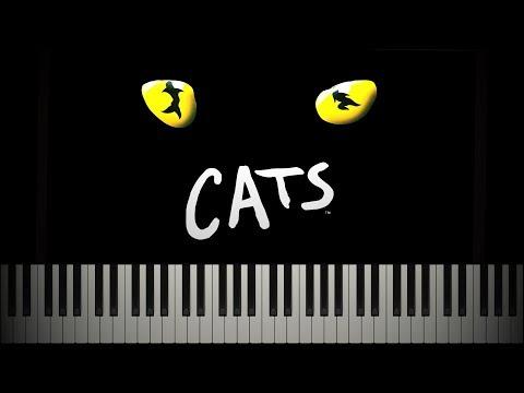 Memory (from Cats) - Andrew Lloyd Webber - Piano Tutorial